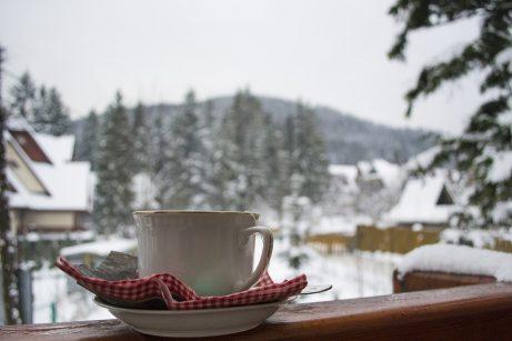 čaj zima vitamín c