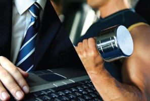 Vyčerpání z práce a sportovní výkon