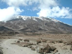 výstup na Kilimandžáro