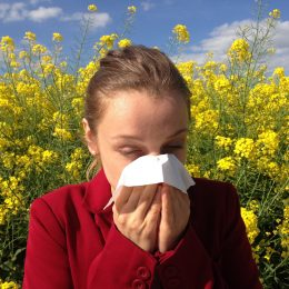 Alergie na histamin