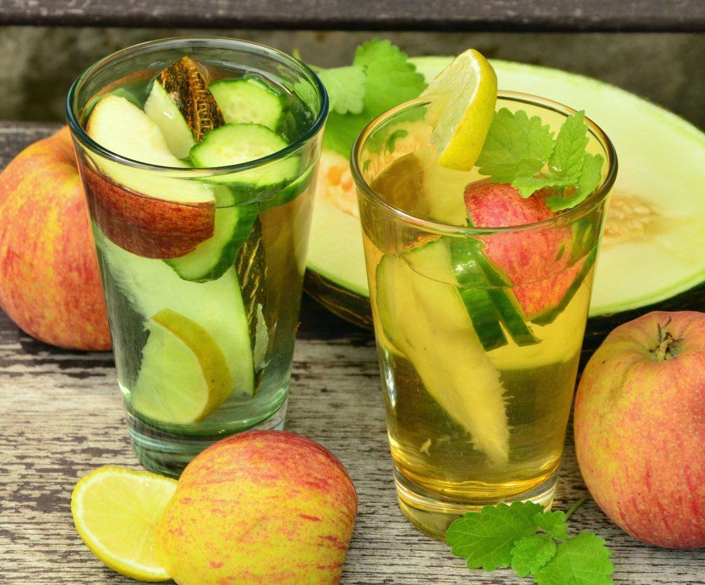 Jarní detox – ovocné štávy
