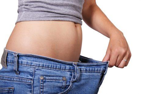 Hubnutí břicho