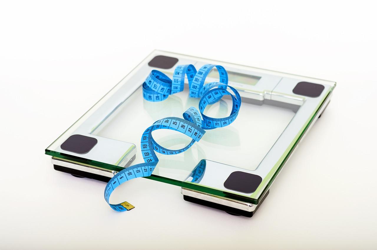 výkyvy váhy