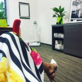 Nutriční terapeut a výživový poradce Hana Lang ve své ordinaci