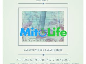 pozvánka na besedu besedy Celostní medicína v dialogu