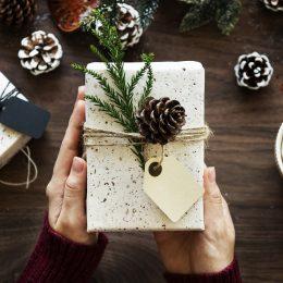 Doplňky stravy jako vánoční dárky