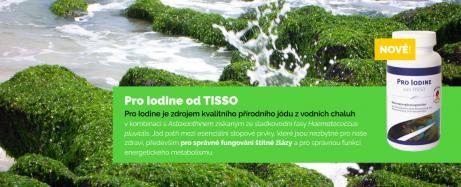 Pro Iodine od Tisso na štítnou žlázu