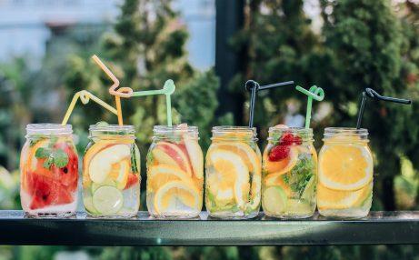 zdravé nápoje ovocné