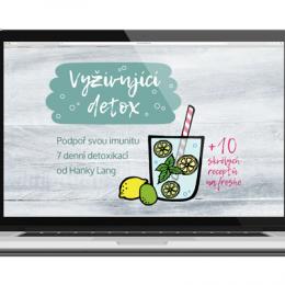 Vyživující detox obal