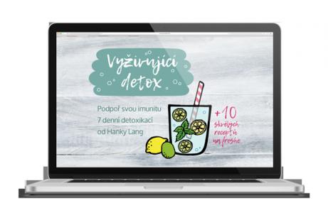 ebook Vyživující detox