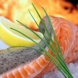 mořské ryby jsou bohatým zdrojem omega 3 mastných kyselin