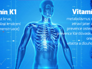Vitamín K2 a vitamín K1