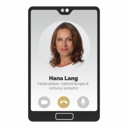 Hana Lang Online konzultace